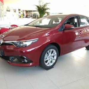Toyota Auris 1.6 Active MY17 Trend